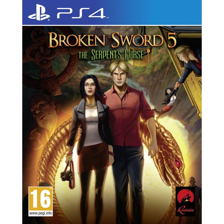 HQ Broken Sword 5: The Serpent's Curse Wallpapers   File 261.2Kb