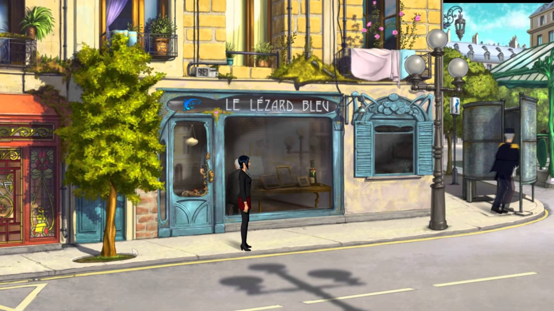 Broken Sword 5: The Serpent's Curse High Quality Background on Wallpapers Vista