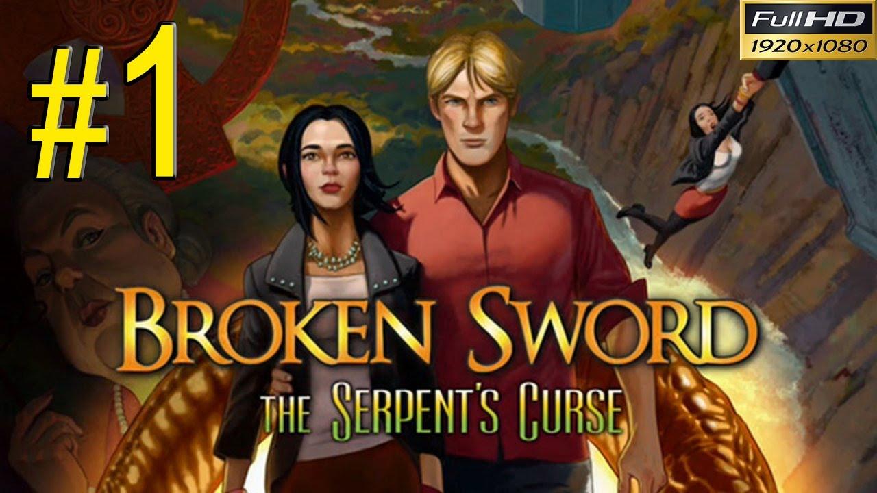 HQ Broken Sword 5: The Serpent's Curse Wallpapers   File 123.17Kb