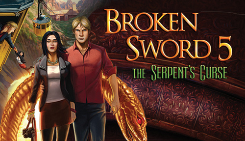 500x287 > Broken Sword 5: The Serpent's Curse Wallpapers