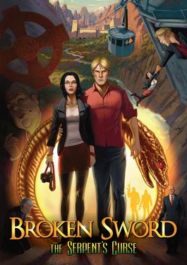 HQ Broken Sword 5: The Serpent's Curse Wallpapers   File 176.16Kb
