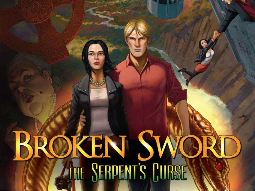 Broken Sword 5: The Serpent's Curse Pics, Video Game Collection