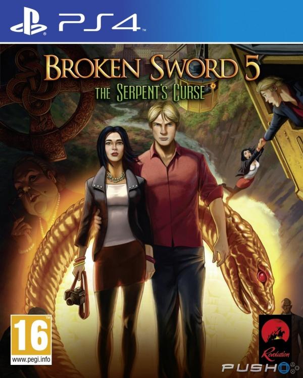 Images of Broken Sword 5: The Serpent's Curse   600x748