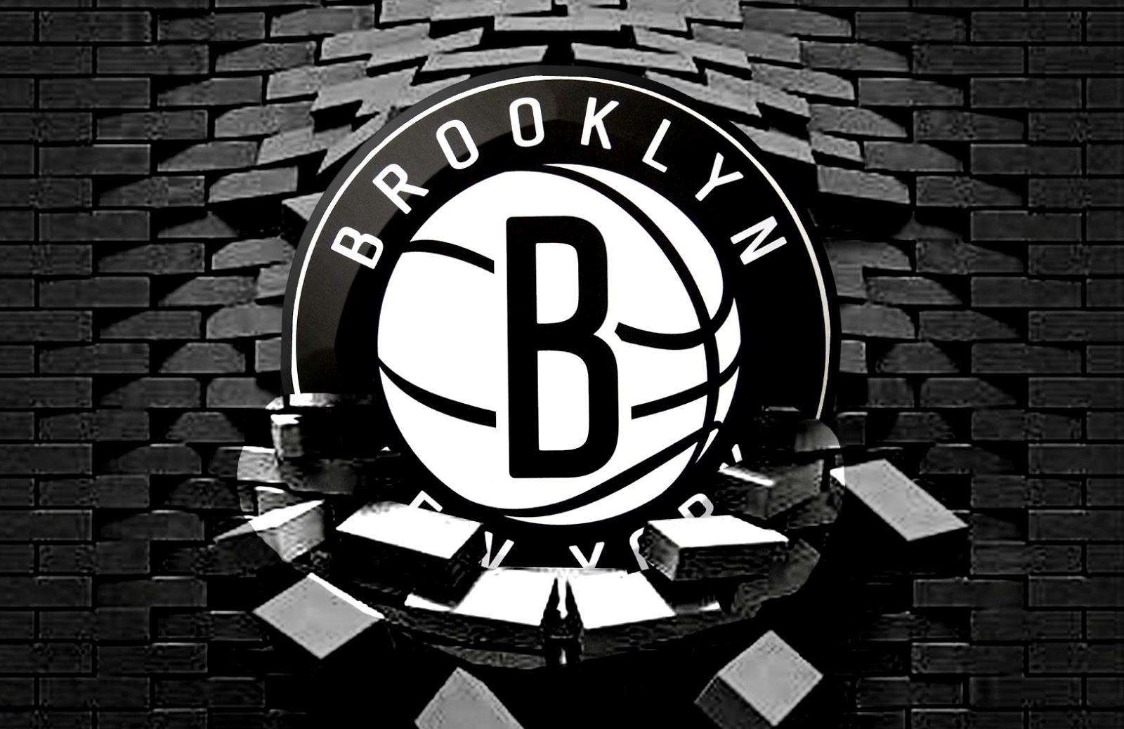 HD Quality Wallpaper | Collection: Sports, 1600x1038 Brooklyn Nets
