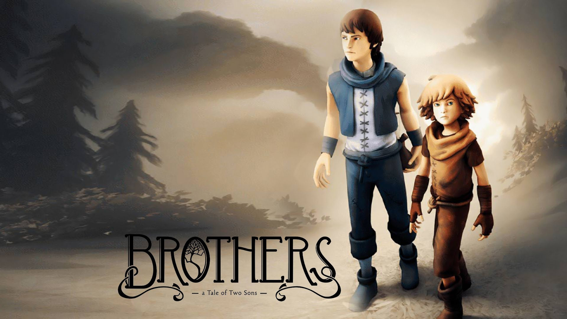 Brothers A Tale Of Two Sons Wallpapers Video Game Hq Brothers