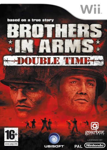 Nice wallpapers Brothers In Arms: Double Time 356x500px