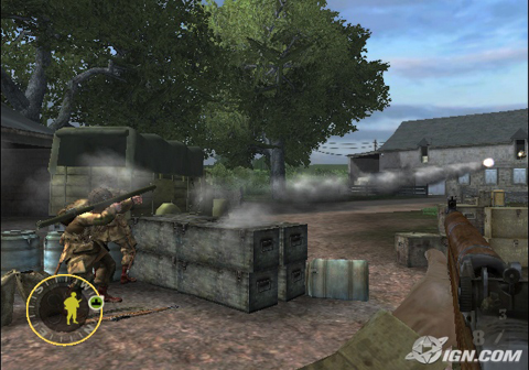 Brothers In Arms: Double Time Backgrounds, Compatible - PC, Mobile, Gadgets| 480x336 px
