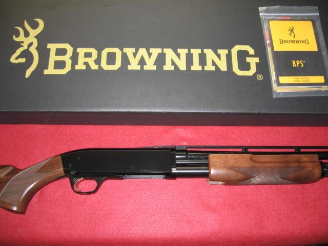 Browning BPS Shotgun wallpapers, Weapons, HQ Browning BPS Shotgun