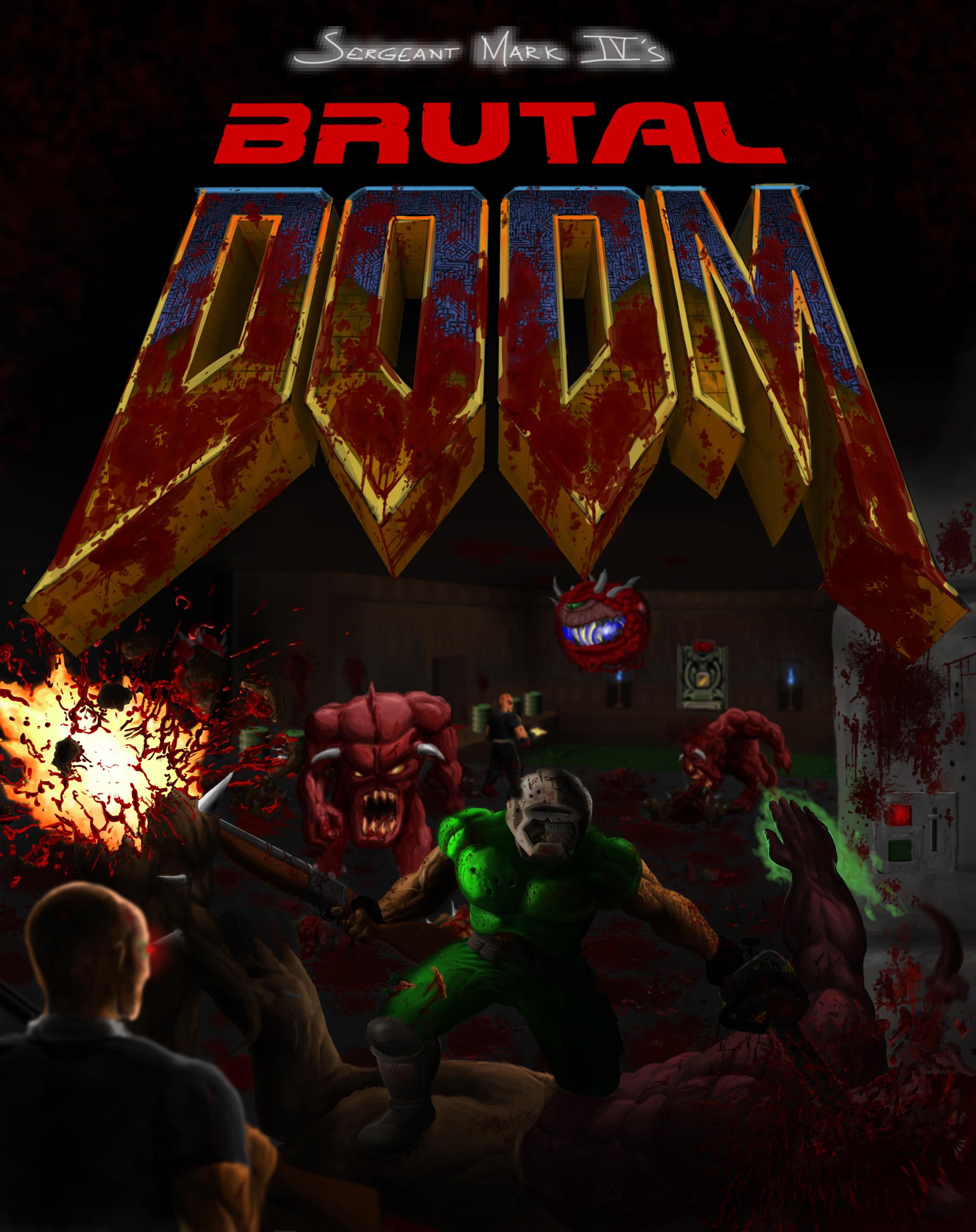 Brutal Doom wallpapers, Video Game, HQ Brutal Doom pictures