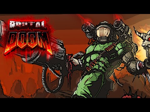 Brutal Doom wallpapers, Video Game, HQ Brutal Doom pictures