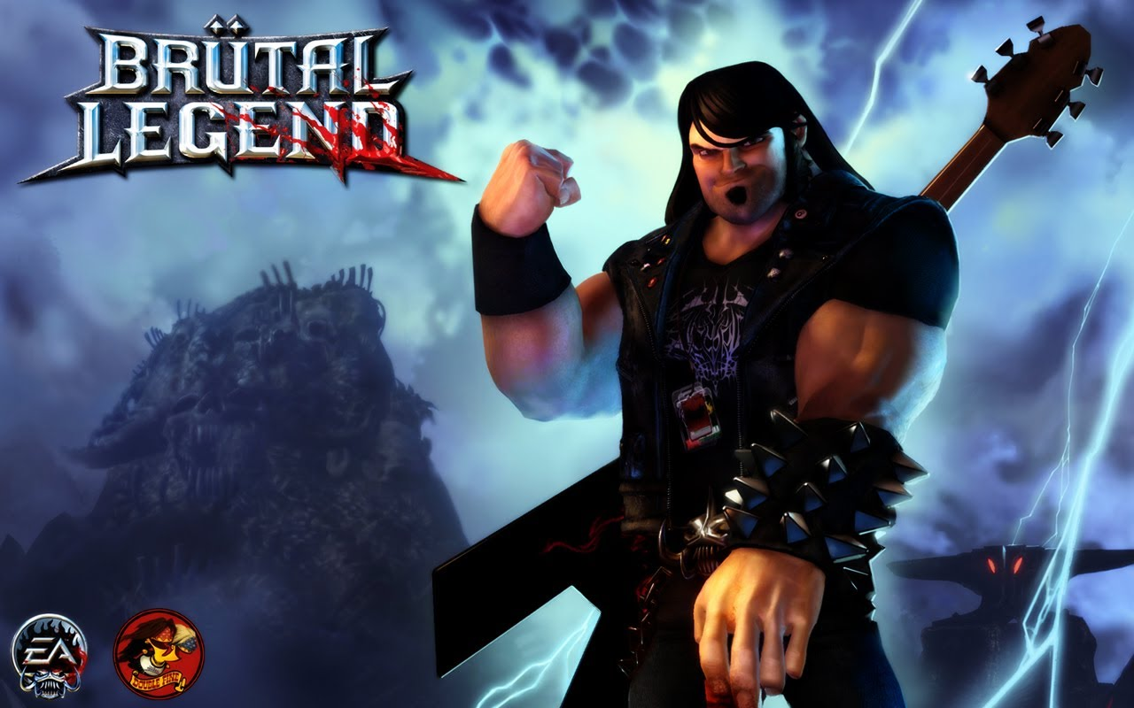 Brutal Legend Pics, Video Game Collection