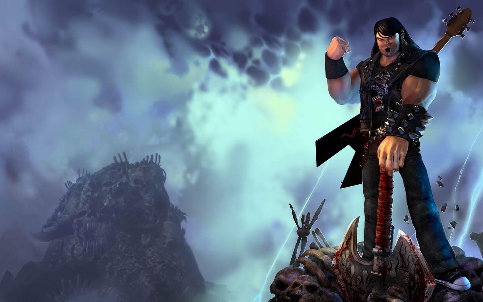 1680x1050 > Brutal Legend Wallpapers
