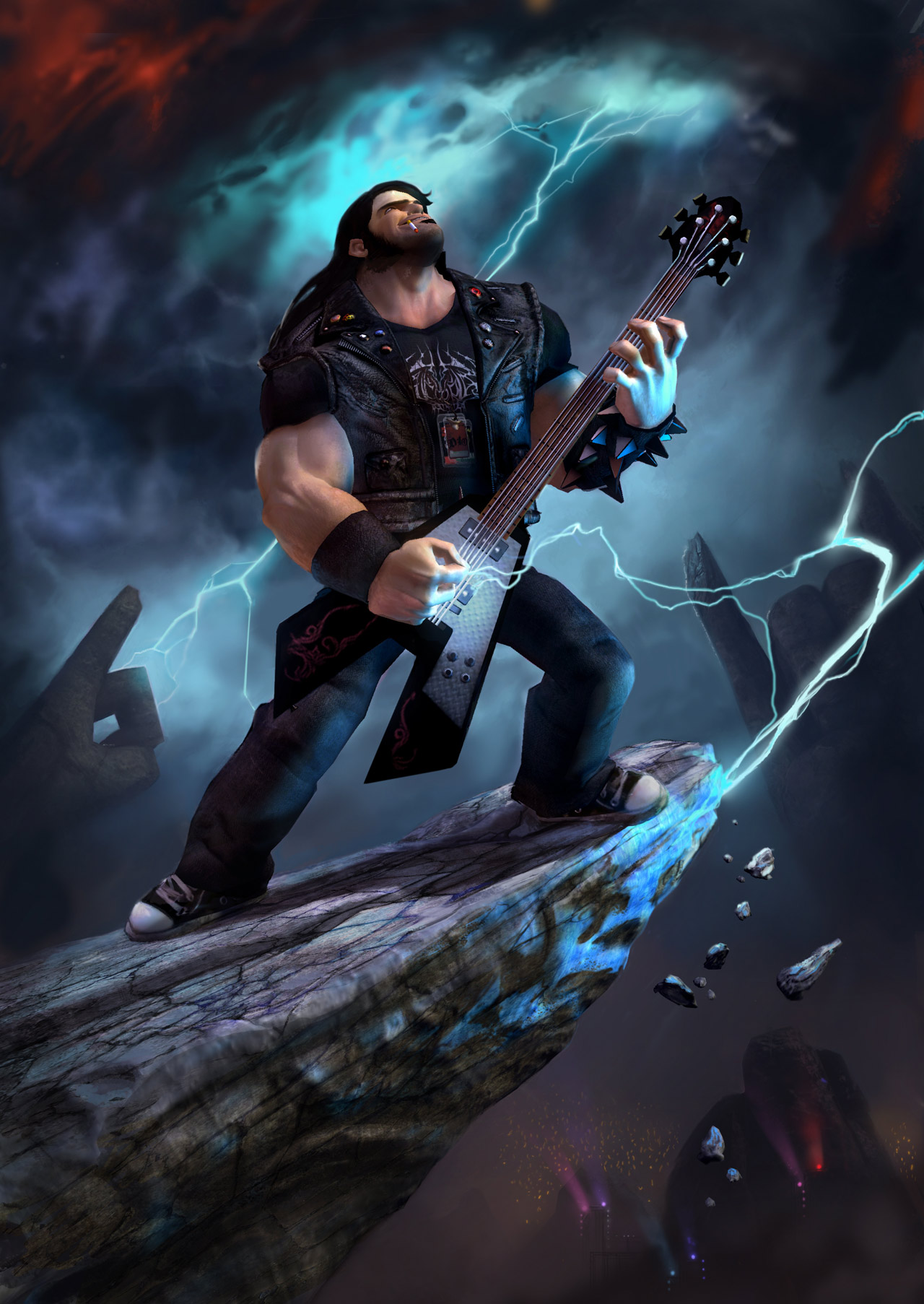 HQ Brutal Legend Wallpapers | File 370.97Kb