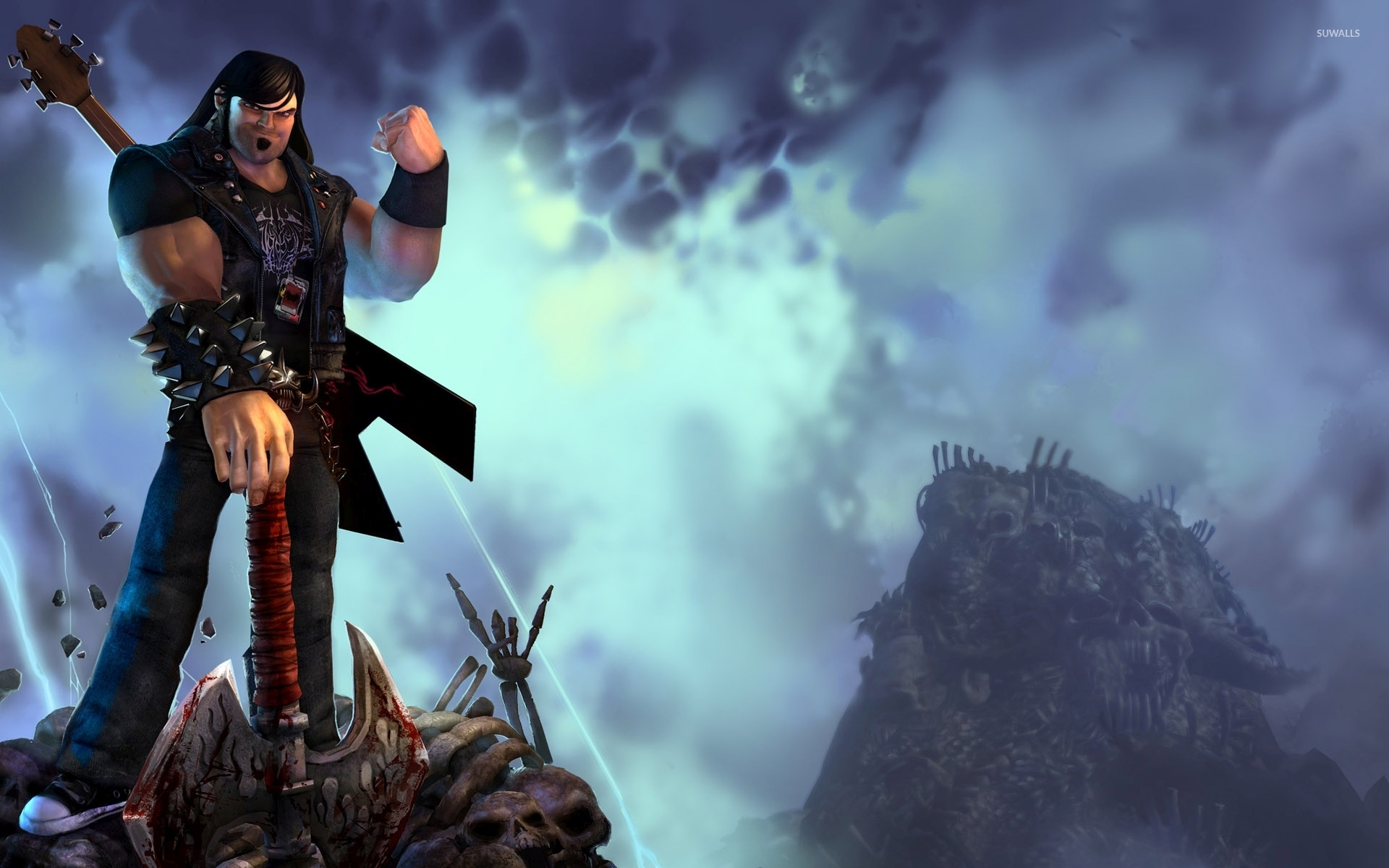 HQ Brutal Legend Wallpapers | File 763.6Kb