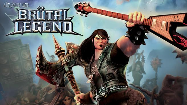Nice wallpapers Brutal Legend 656x369px
