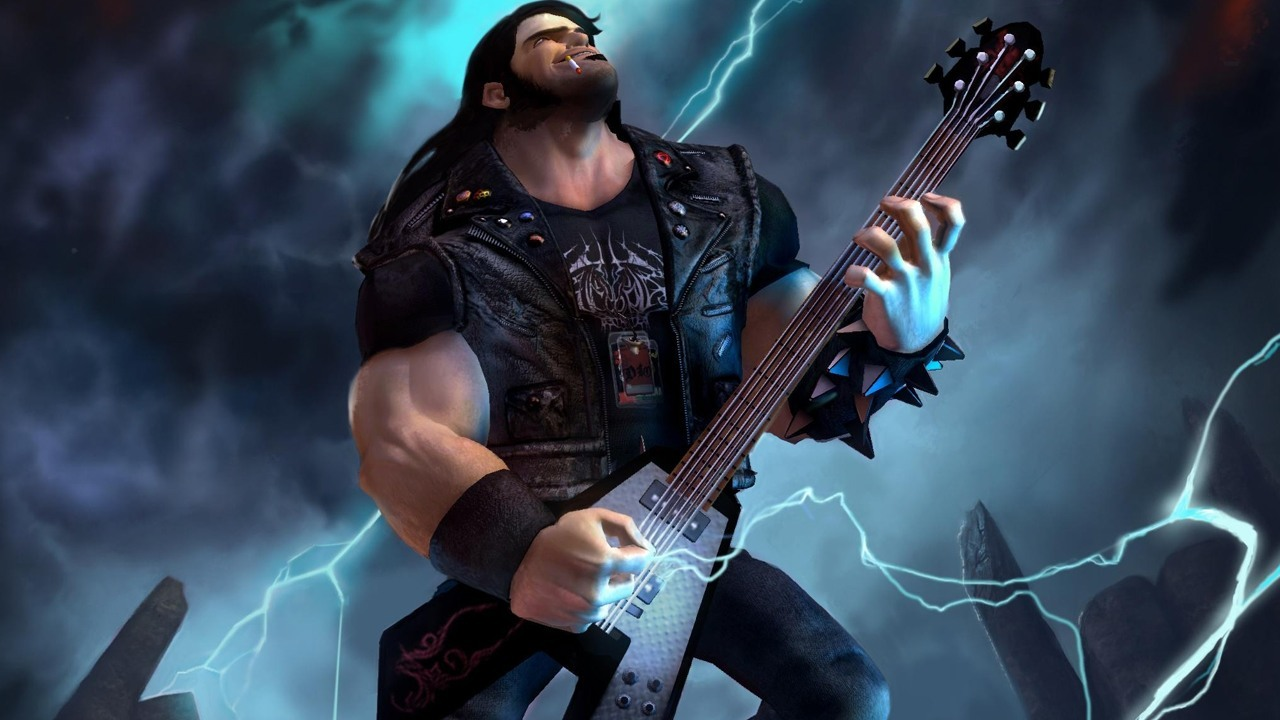 Brutal Legend High Quality Background on Wallpapers Vista