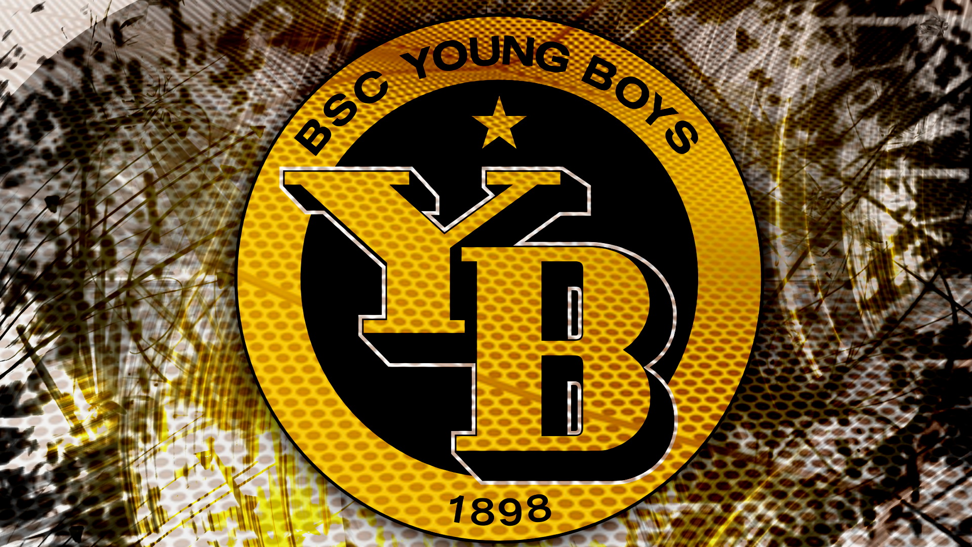 High Resolution Wallpaper | BSC Young Boys 1920x1080 px