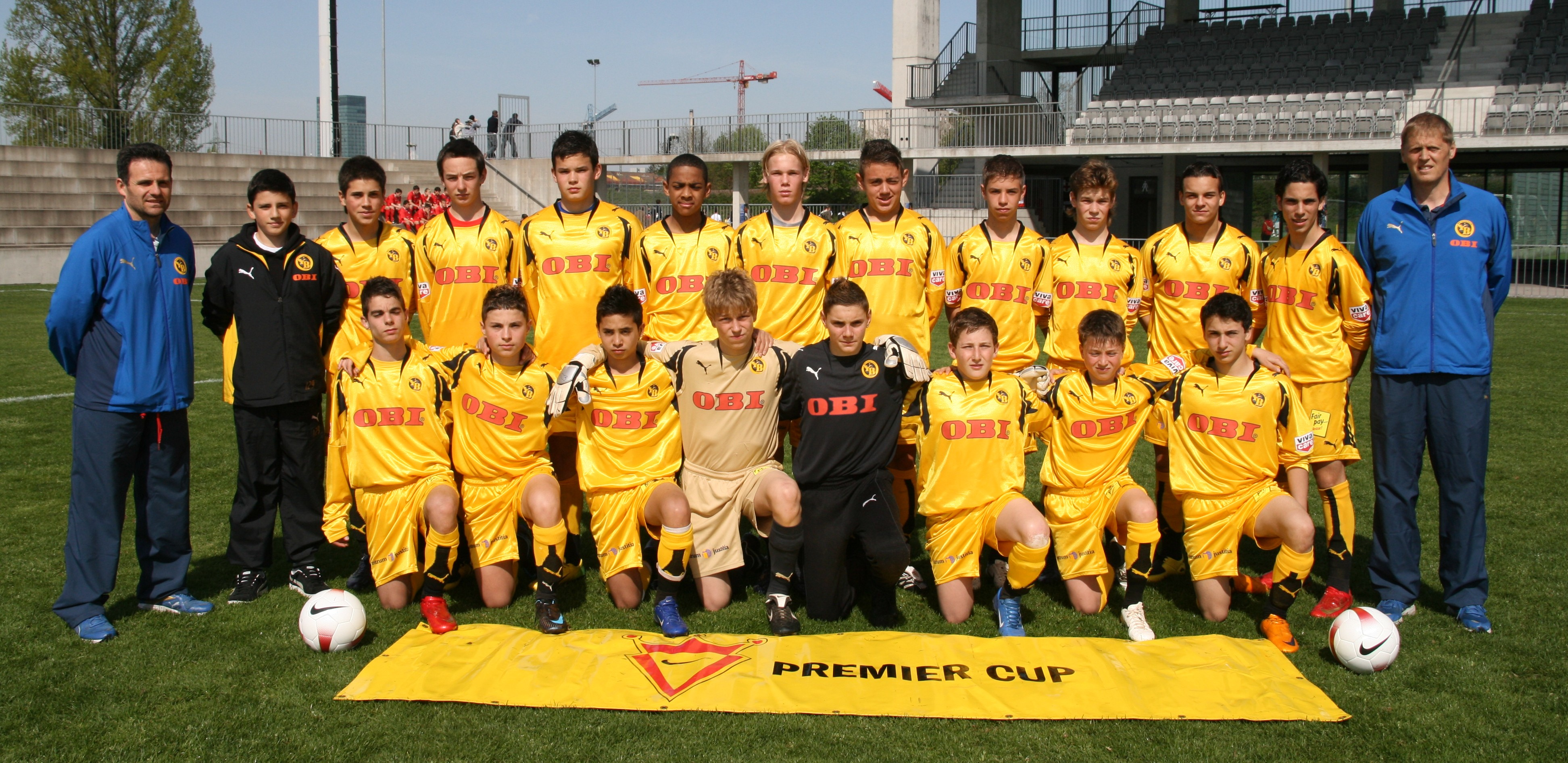 Nice wallpapers BSC Young Boys 3888x1892px