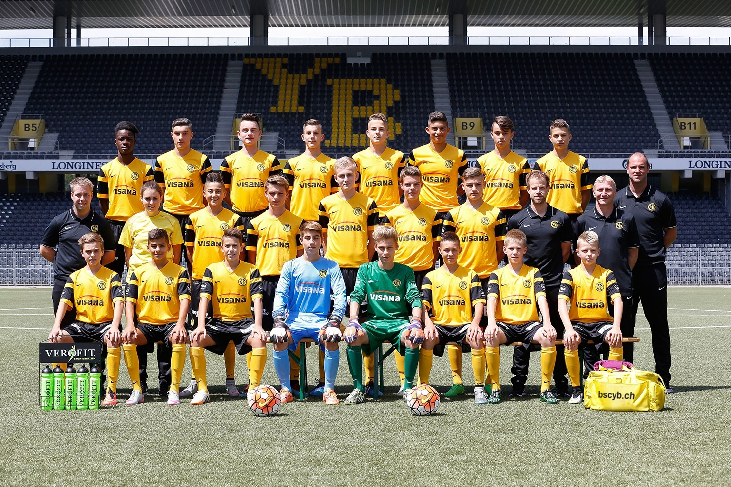 High Resolution Wallpaper | BSC Young Boys 1500x1000 px