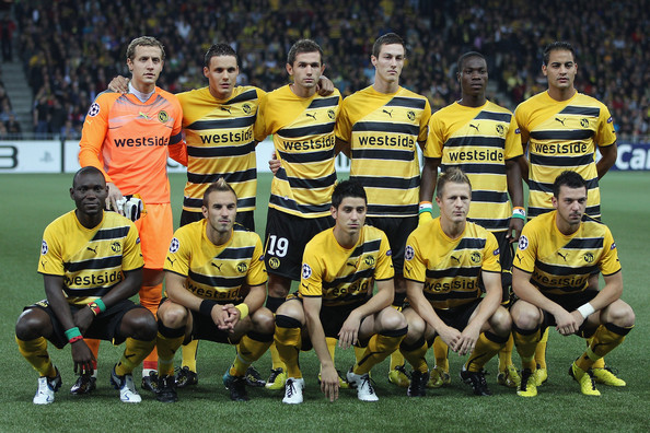 HQ BSC Young Boys Wallpapers | File 127.89Kb