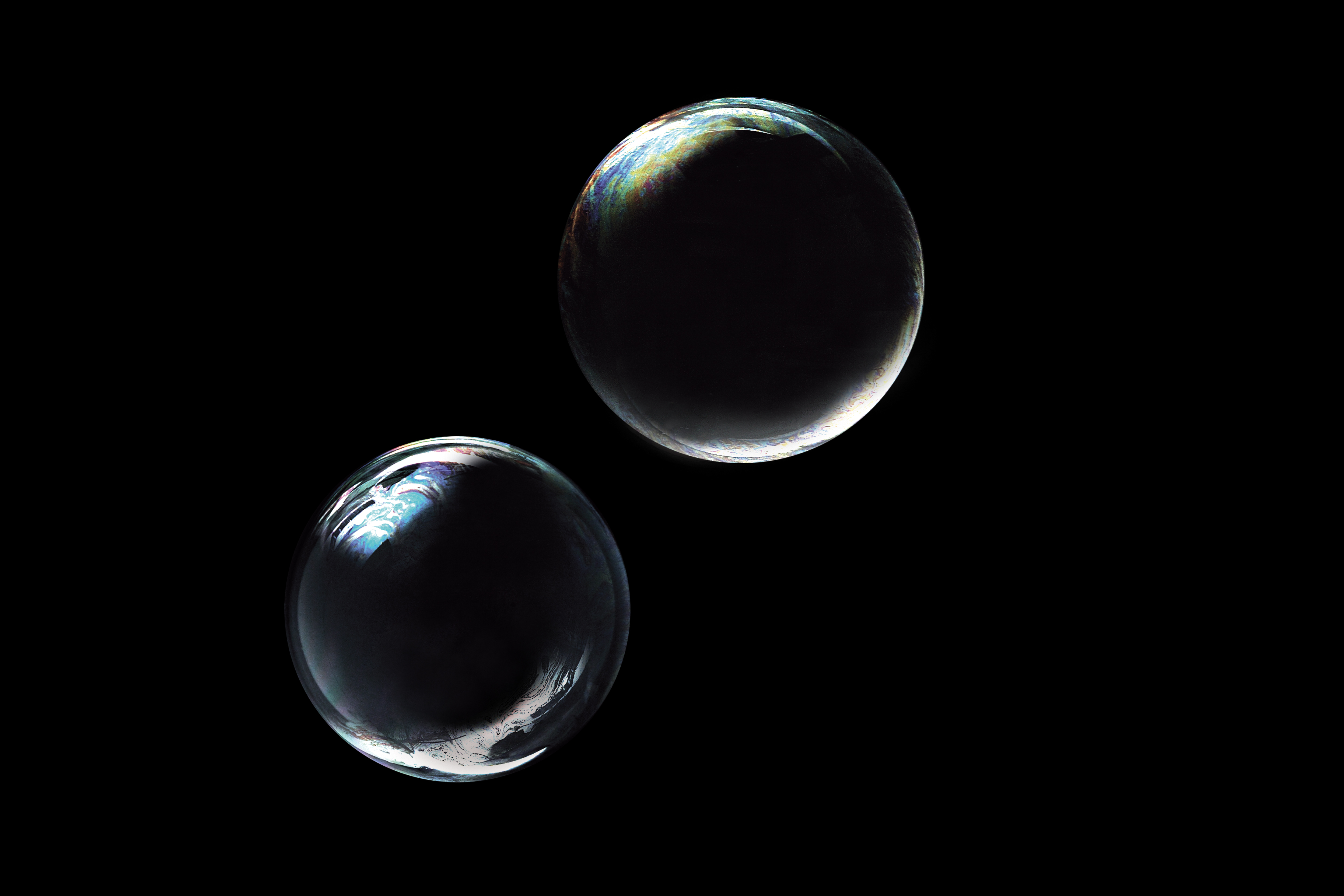 Bubble Backgrounds on Wallpapers Vista