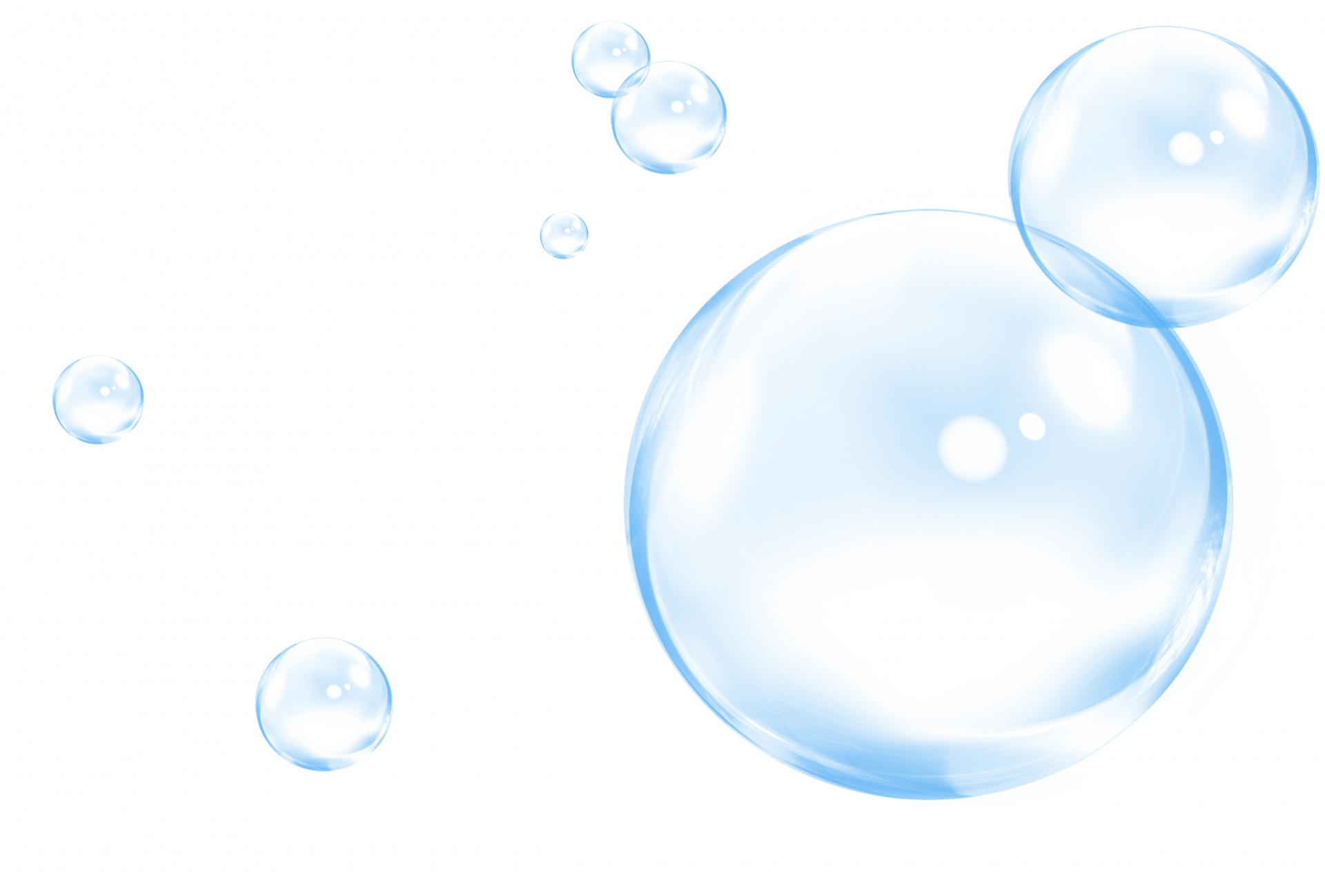 Nice wallpapers Bubbles 1920x1271px