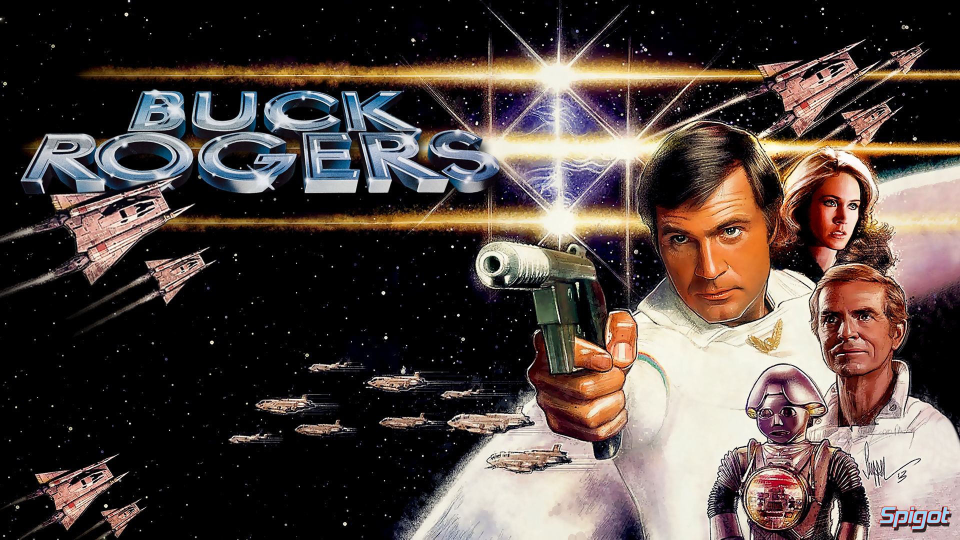 Nice wallpapers Buck Rogers 1920x1080px
