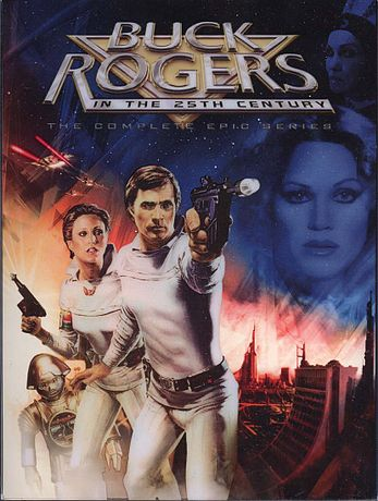 Buck Rogers Pics, Comics Collection