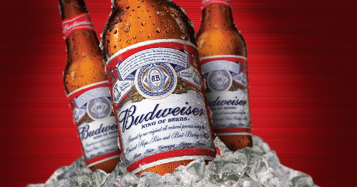 Nice Images Collection: Budweiser Desktop Wallpapers