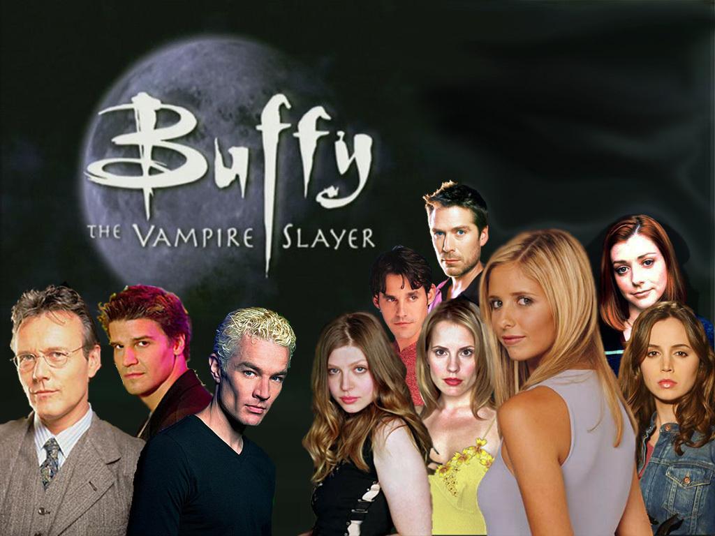 Buffy The Vampire Slayer Wallpapers Comics Hq Buffy The Vampire