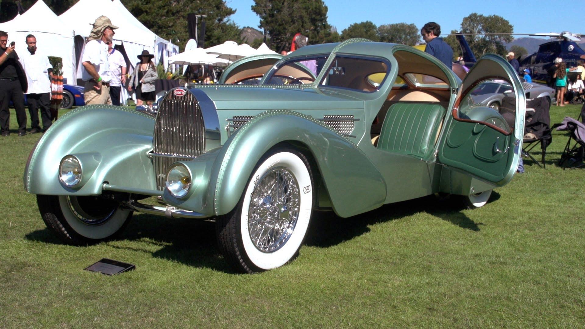 High Resolution Wallpaper | Bugatti Aerolithe 1920x1080 px
