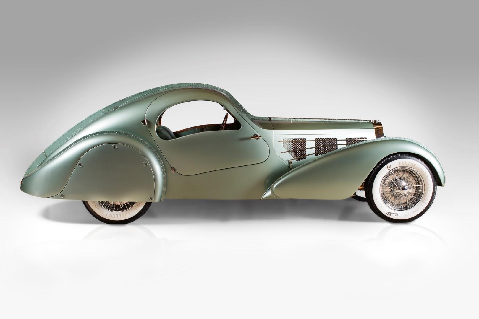 Nice Images Collection: Bugatti Aerolithe Desktop Wallpapers