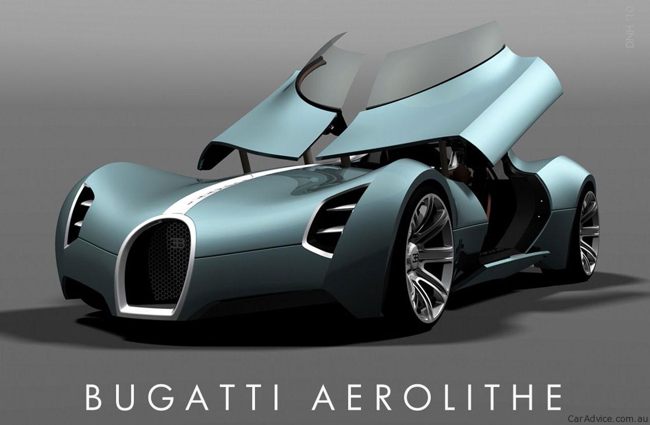 Amazing Bugatti Aerolithe Pictures & Backgrounds