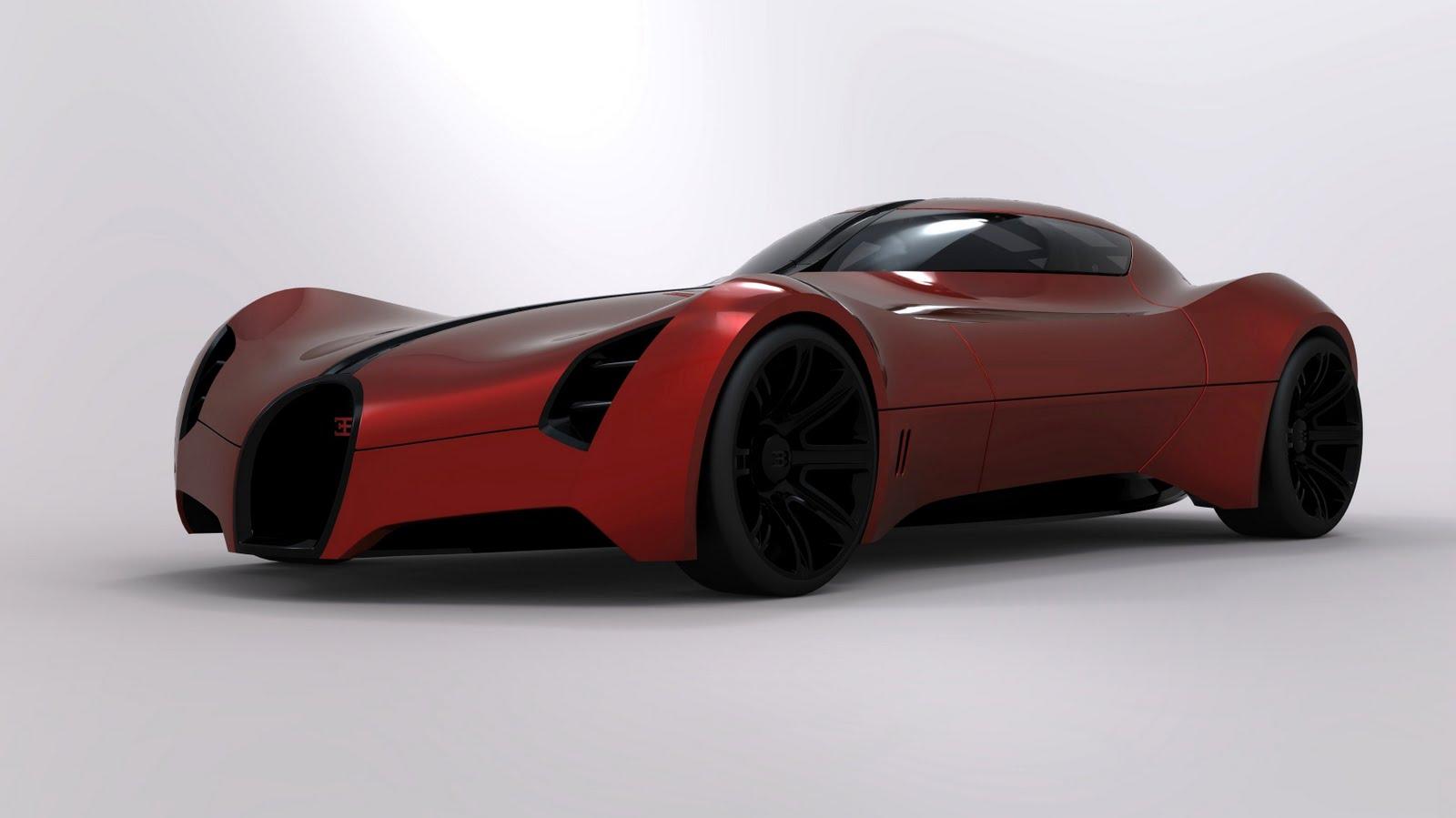Images of Bugatti Aerolithe | 1600x899