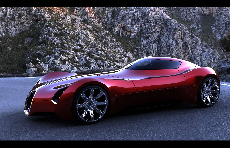 HD Quality Wallpaper | Collection: Vehicles, 2480x1600 Bugatti Aerolithe