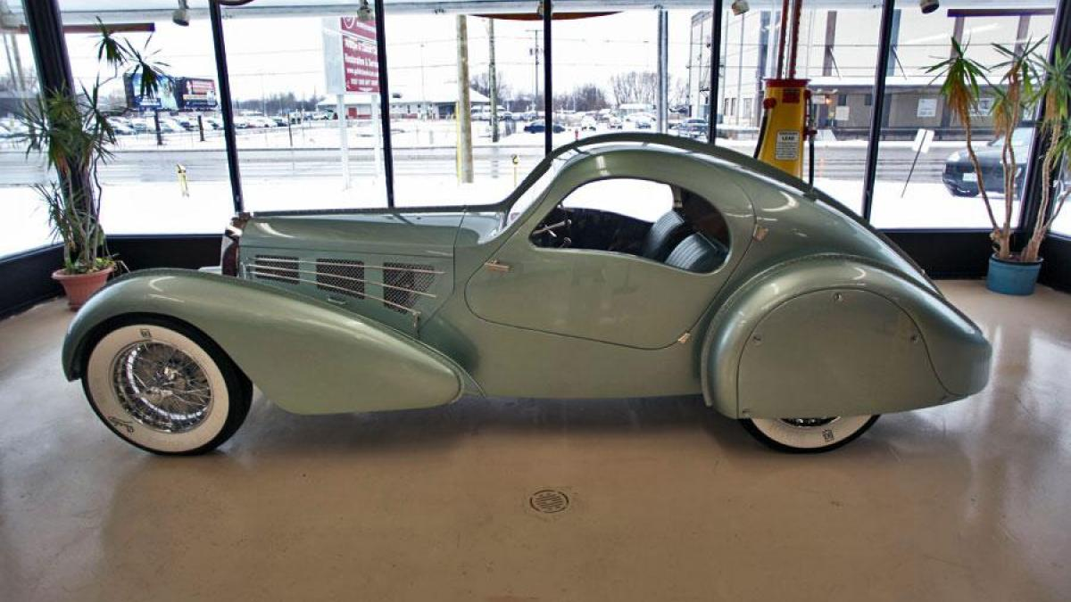 HQ Bugatti Aerolithe Wallpapers | File 104.41Kb