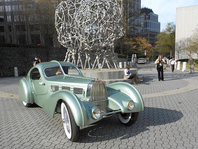 Bugatti Aerolithe Pics, Vehicles Collection