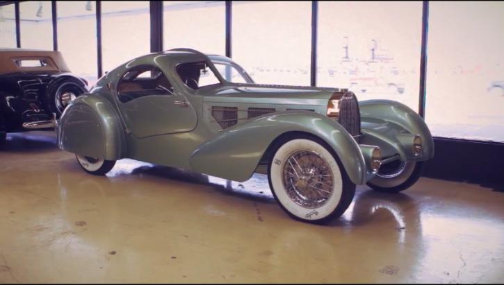 Bugatti Aerolithe #23