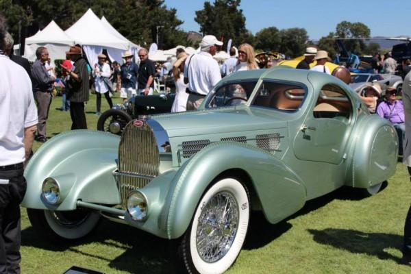 Bugatti Aerolithe Backgrounds, Compatible - PC, Mobile, Gadgets| 600x400 px