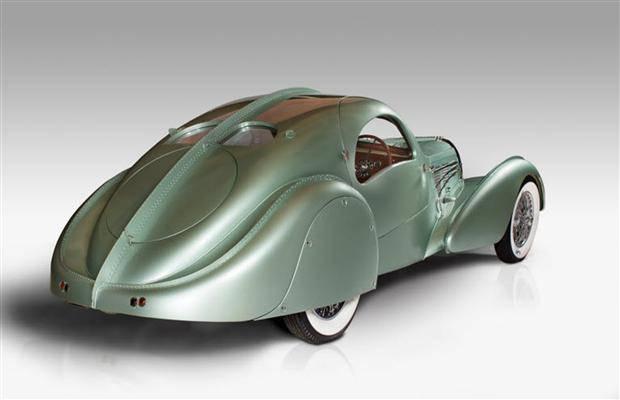 HQ Bugatti Aerolithe Wallpapers | File 19.54Kb