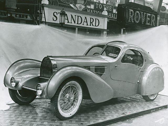 Bugatti Aerolithe Backgrounds on Wallpapers Vista