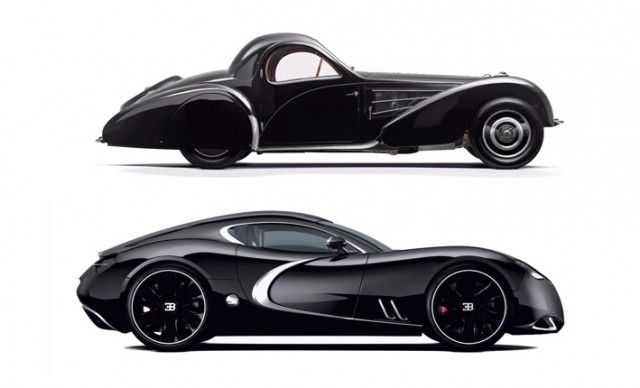Bugatti Gangloff #25