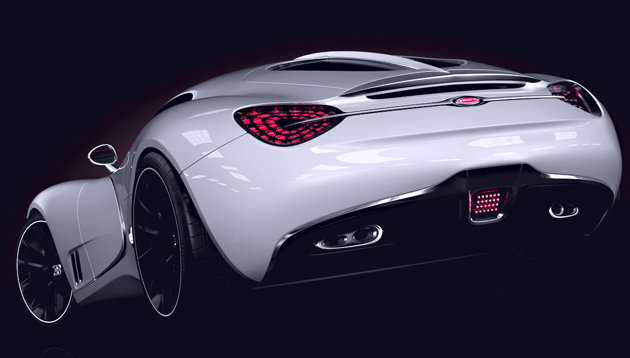 Bugatti Gangloff #27
