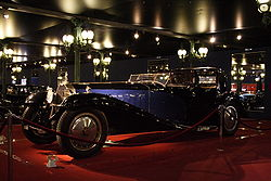 HD Quality Wallpaper | Collection: Vehicles, 250x167 Bugatti Type 41