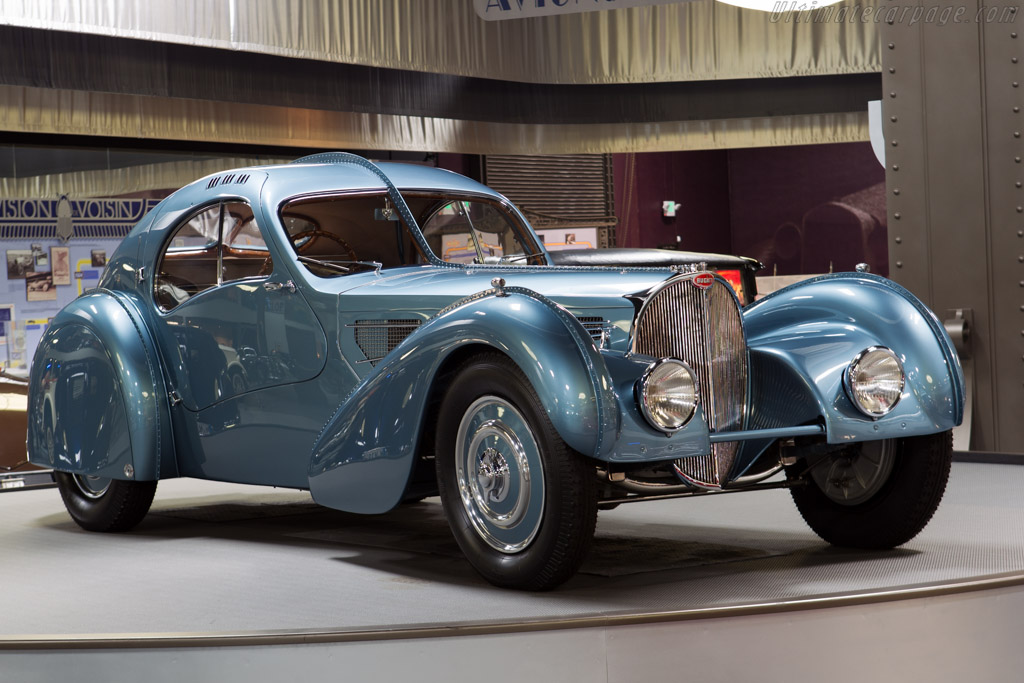 High Resolution Wallpaper | Bugatti Type 57 1024x683 px