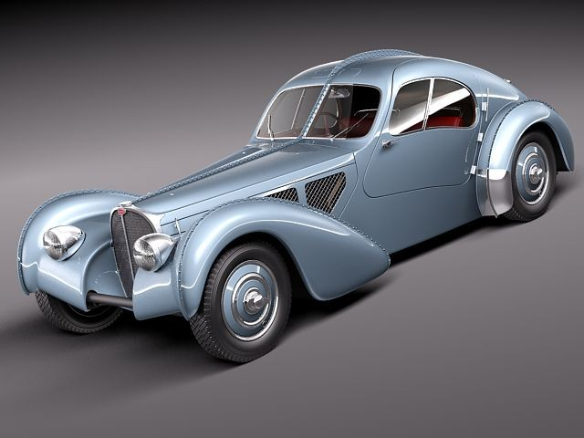 Amazing Bugatti Type 57 Pictures & Backgrounds
