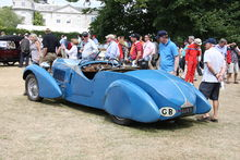 Bugatti Type 57 Pics, Vehicles Collection