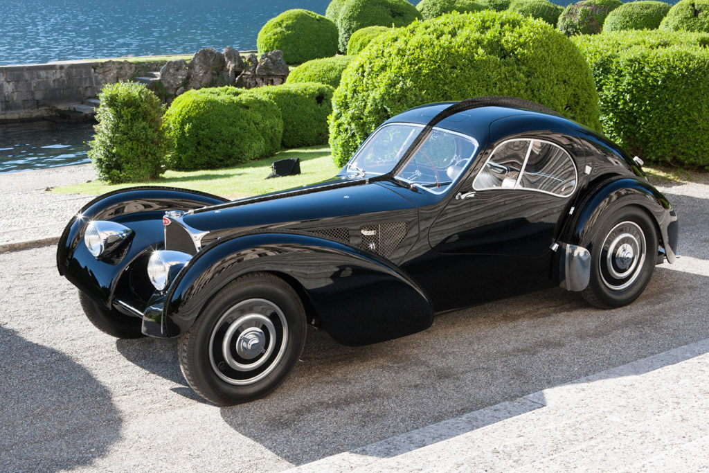 HQ Bugatti Type 57 Wallpapers | File 348.91Kb