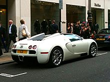 HD Quality Wallpaper | Collection: Vehicles, 220x165 Bugatti Veyron