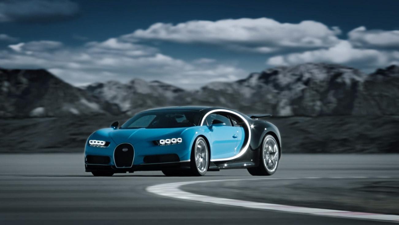 HD Quality Wallpaper | Collection: Vehicles, 1302x734 Bugatti